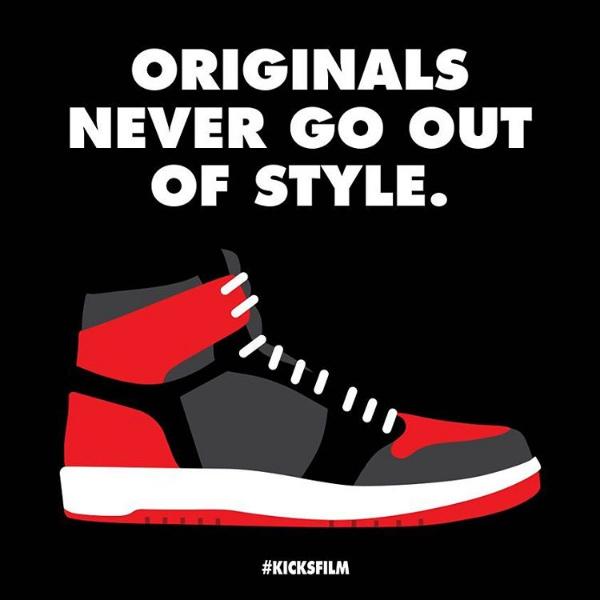 Originals Never Go Out Of Style | Kicks Movie
