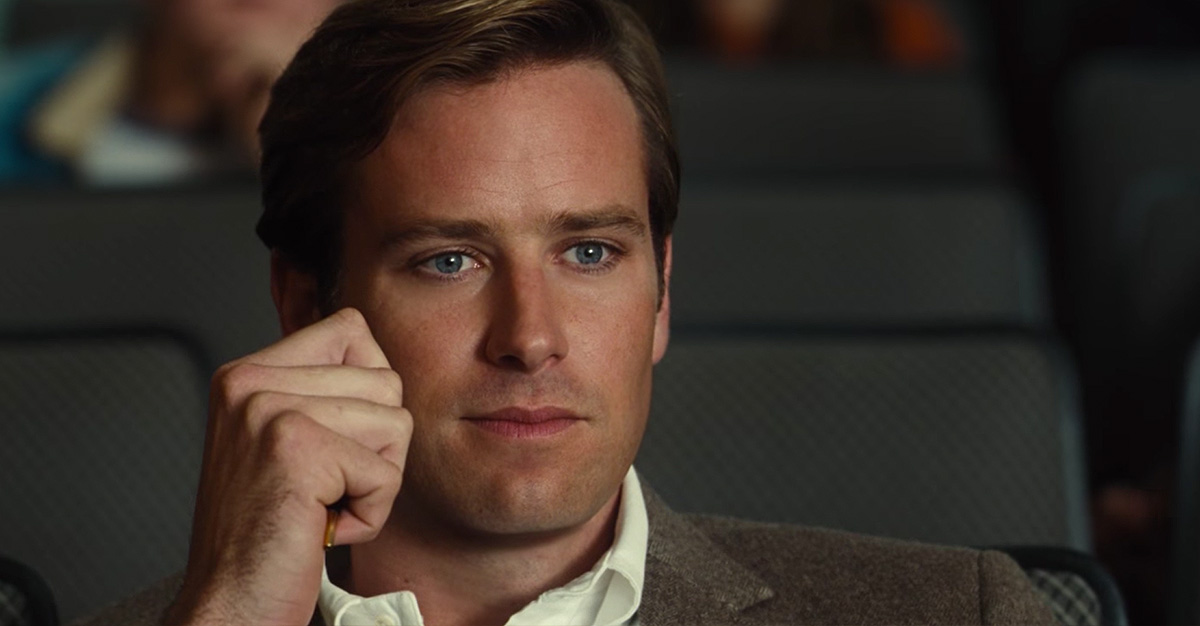 November 18 Armie Hammer As Hutton Morrow Focus Features Armie Hammer As Hutton Morrow Nocturnal Animals Movie Focus