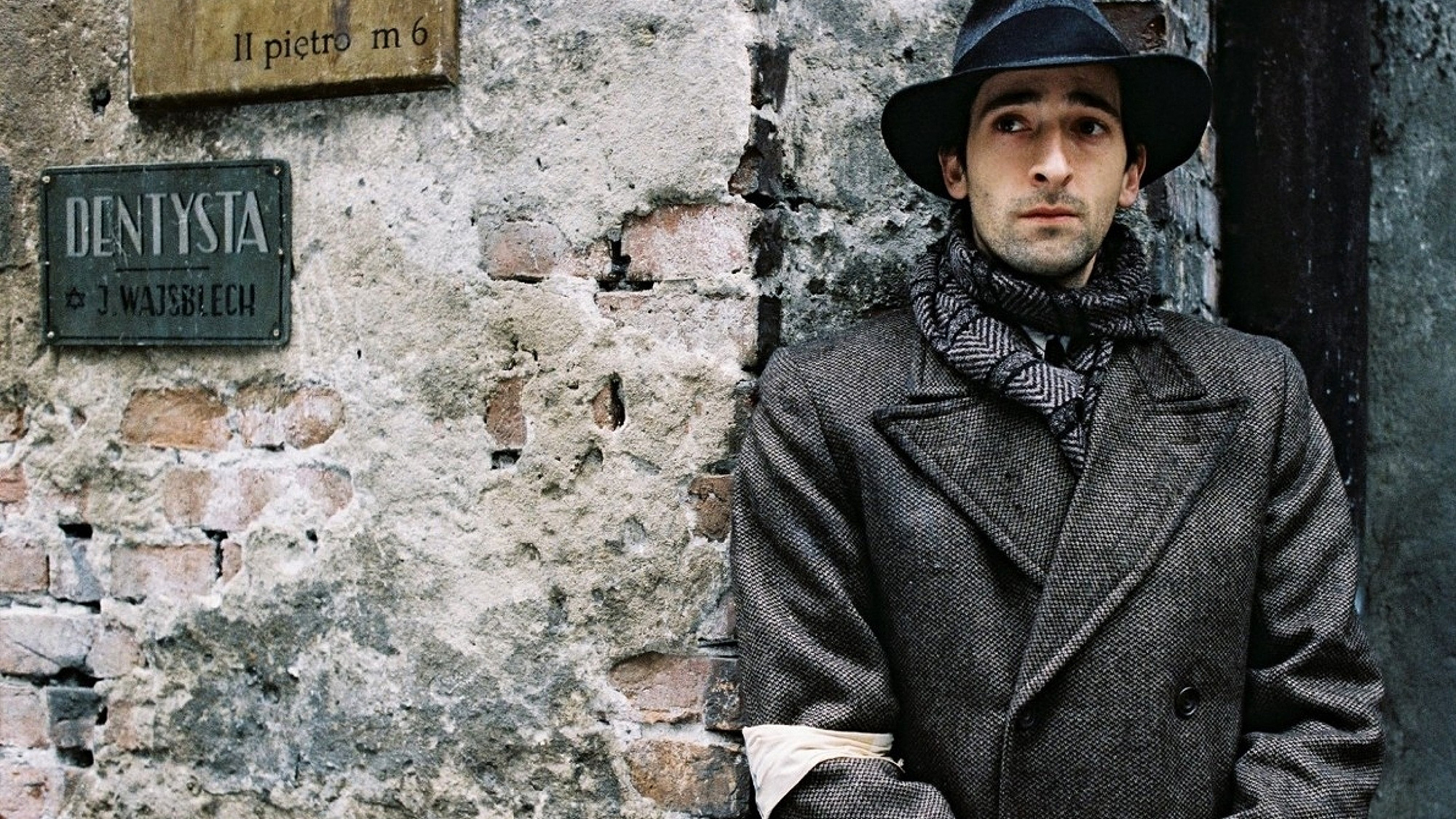 movie the pianist essay Free essay: the captain is two steps above the floor when the captain and the pianist pass through the door, there is no physical contact between them, even.
