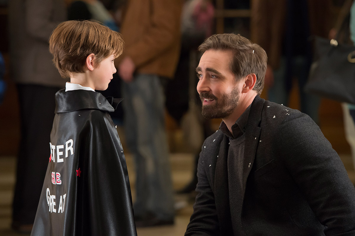 lee pace as dr david daniels the book of henry movie focus features