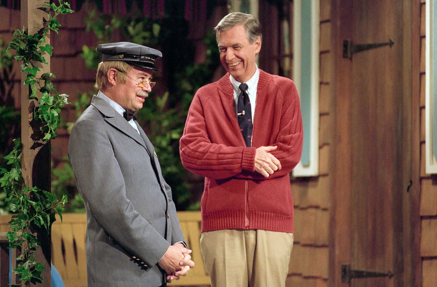 Image result for won't you be my neighbor dvd