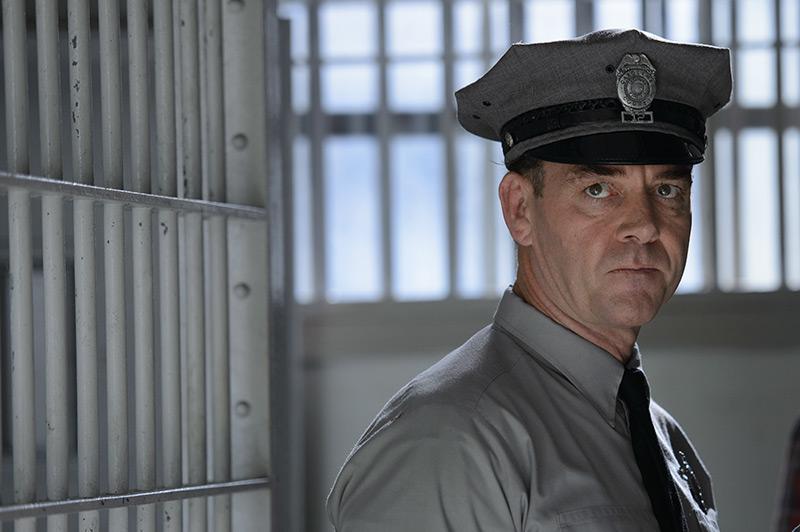 Marton Csokas as Sheriff Brooks | Loving Movie | Focus Features