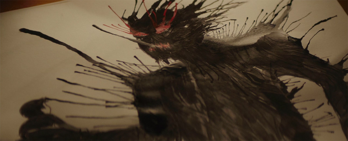 Liam Neeson As The Monster A Monster Calls Movie Focus Features
