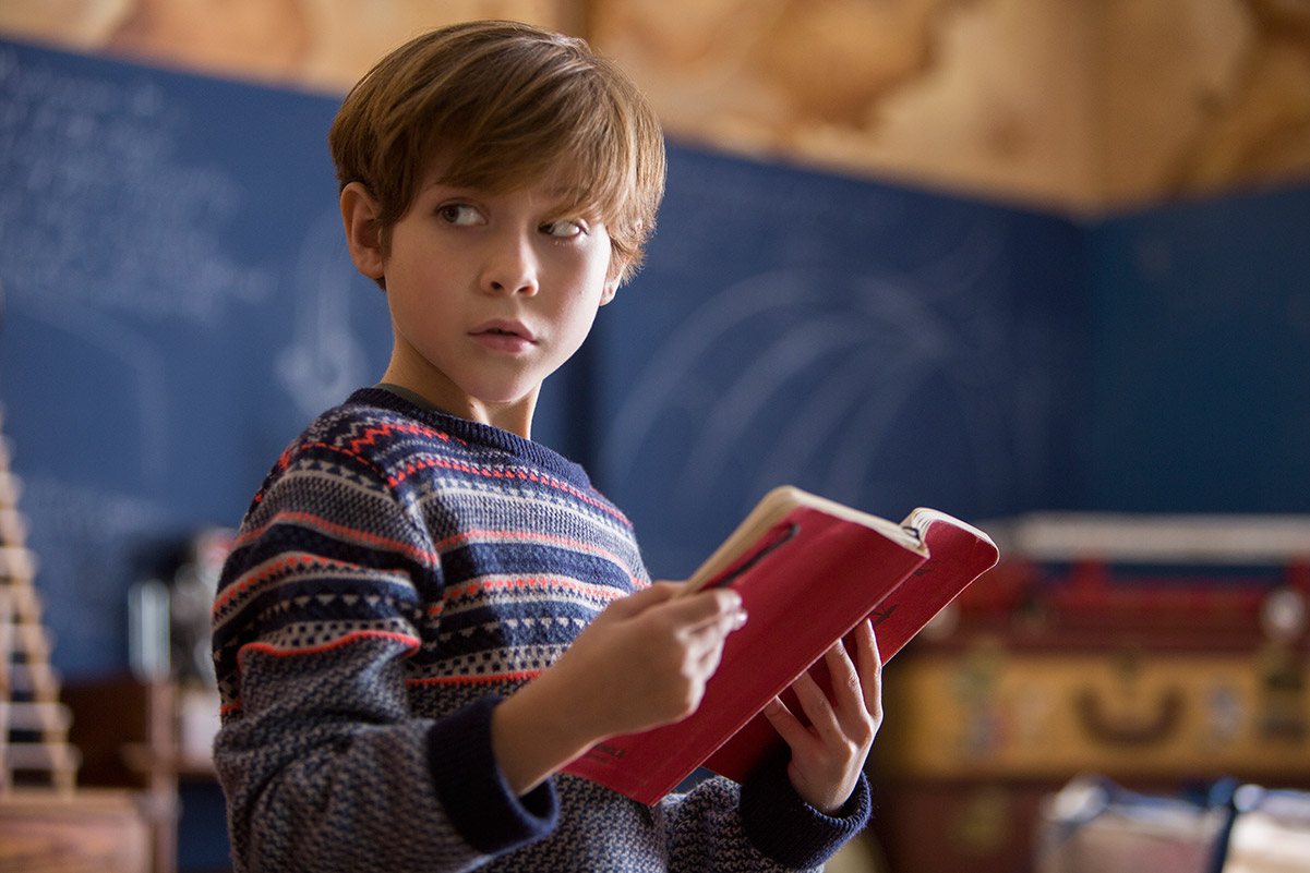 Jacob Tremblay as Peter Carpenter   The Book of Henry Movie