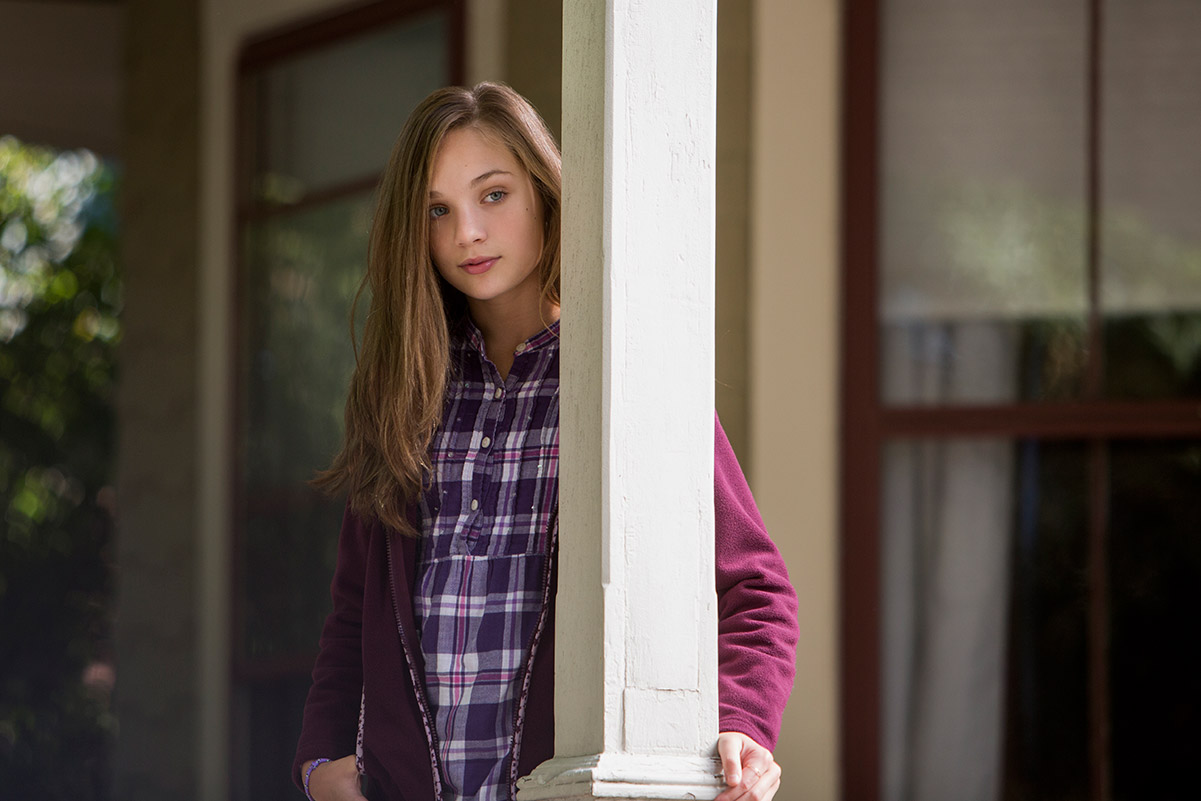 Maddie Ziegler as Christina   The Book of Henry Movie   Focus Features