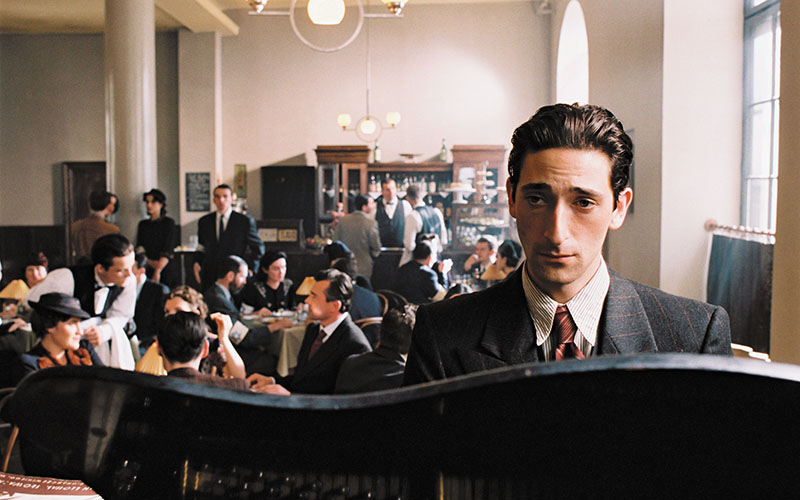 The Pianist Movie 2002