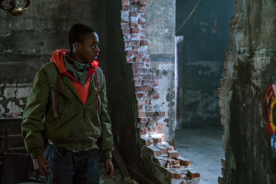 Towards A Realistic Sci Fi Crafting The Look For Captive State